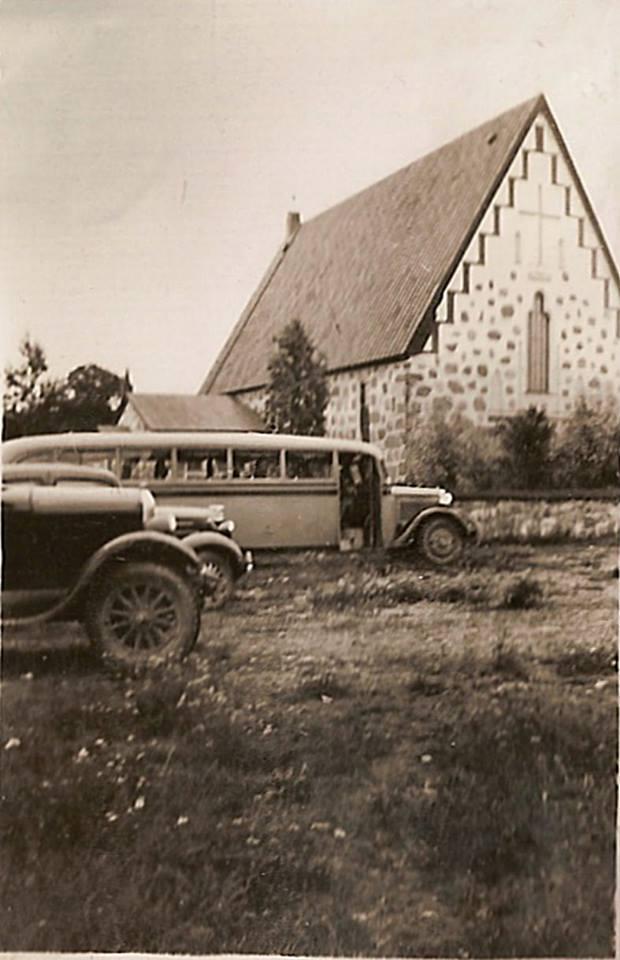 noormarkun uusi kirkko
